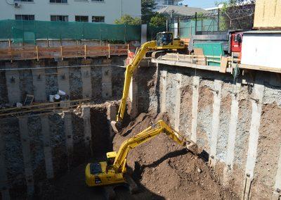 Excavadoras de 20 toneladas